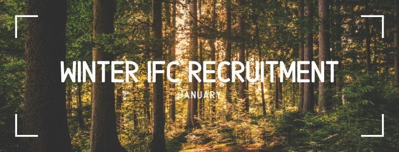 Spring 2019 Fraternity Recruitment
